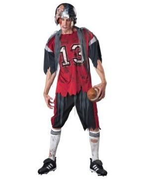 Dead Zone Zombie Mens Costume