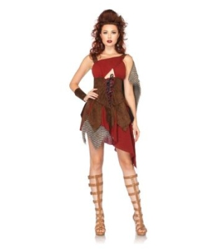 Deadly Huntress Women Costume
