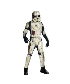 Star Wars Death Trooper Adult Costume deluxe
