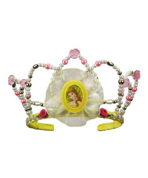 Belle Tiara Disney Princess Costume Accessory