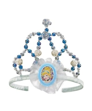 Cinderella Tiara Disney Princess Costume Accessory