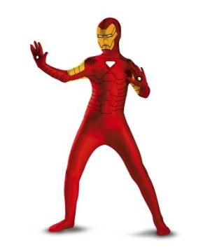 Iron Man Kids/teen Costume deluxe