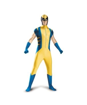 Wolverine Bodysuit Men Costume deluxe