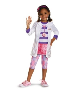 Doc Mcstuffins Toddler/ Girls Costume
