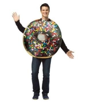 Doughnut Adult Unisex Costume