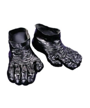 Gorilla Feet - Costume Accessory