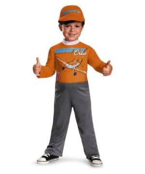 Dusty Crophopper Kids Costume
