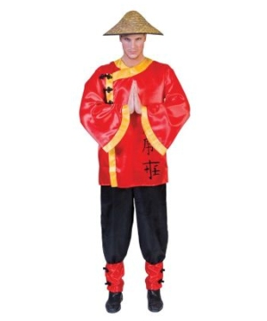 Dynasty Man Adult Costume