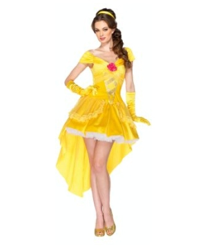 Enchanting Belle Womens Costume deluxe