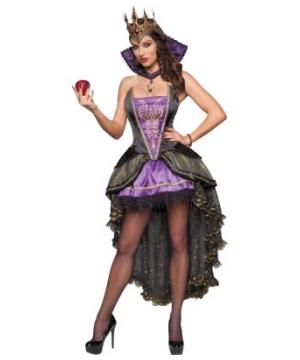 Sexy Evil Queen Women Costume deluxe
