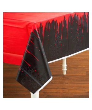 Fangtastic Halloween Plastic Table cover