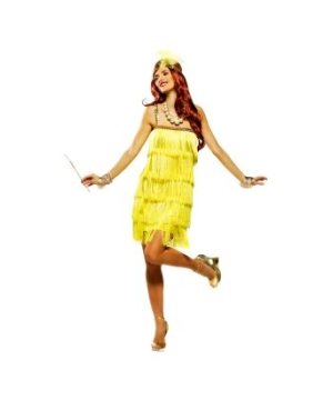 Fifth Avenue Flapper Womens Costume