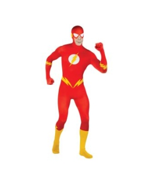 Flash Suit Adult Costume