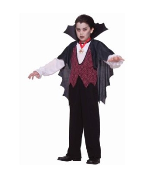 Vampire Boy Kids Costume