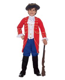 Founding Father Kids Costume