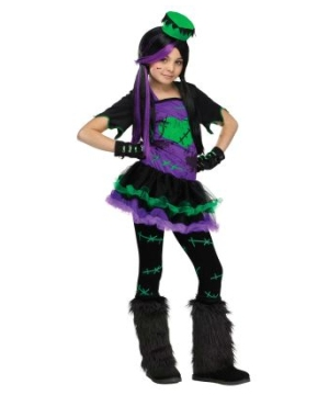 Funkie Frankie Girls Costume