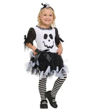 Cookie Spookie Ghost Toddler Costume