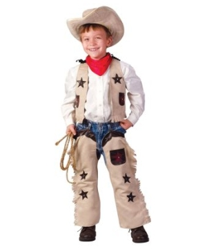 Cowboy Baby Costume