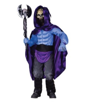 Skeleterror Costume - Kids Costume