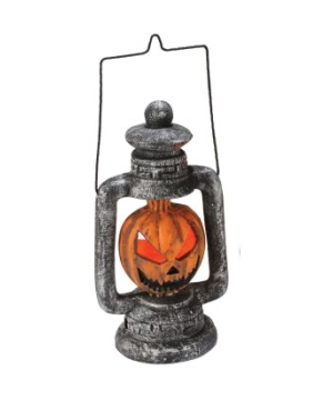Light up Pumpkin Lantern