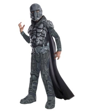 General Zod Boys Costume