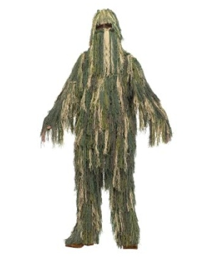 Ghillie Suit Boys Costume