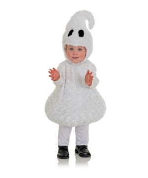 Adorable Ghost Baby Costume