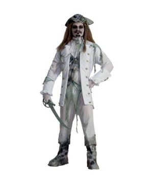 Ghost Captain Adult Costume