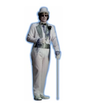Ghost Groom Adult Costume