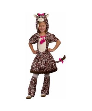 Gigi Giraffe Kids Costume deluxe