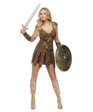 Sexy Roman Gladiator Adult Costume