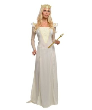 The Wizard of Oz Glinda Women Costume