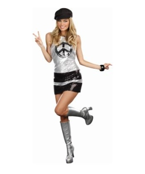 Go Go Tonight Adult Costume deluxe
