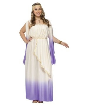 Goddess Adult plus size Costume