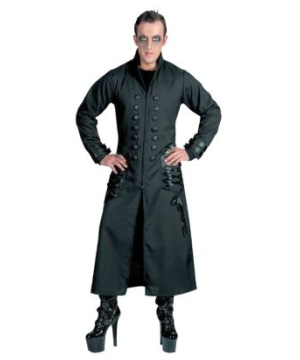 Goth Coat Adult Costume