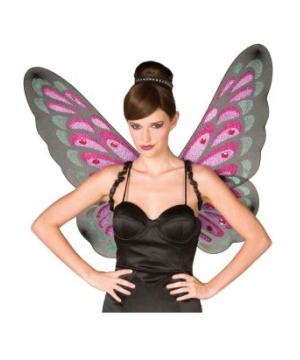 Gothic Butterfly Adult Wings