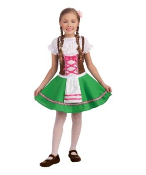 Gretel Kids Costume