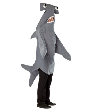 Hammerhead Shark Adult Costume