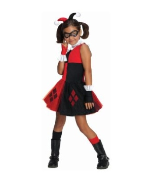 Harley Quinn Kids Tutu