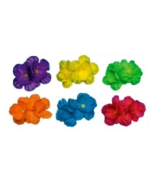 Hawaiian Hair Clips