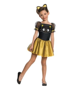 Hello Kitty Chococat Girls Costume