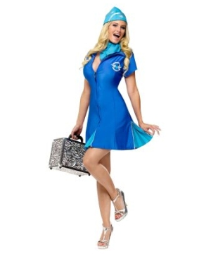 In Flight Delight Adult Costume