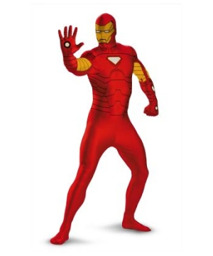 Iron Man Mens Costume deluxe