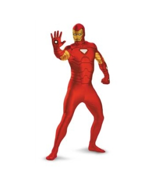 Iron Man Adult plus size Costume deluxe