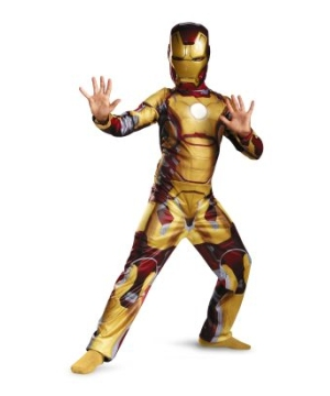 Iron Man Mark 42 Classic Kids Costume
