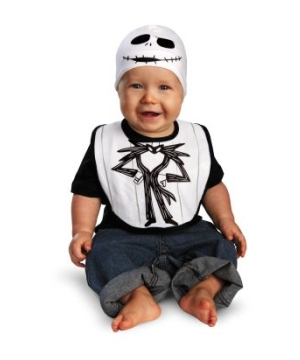 Jack Skellington Baby Costume