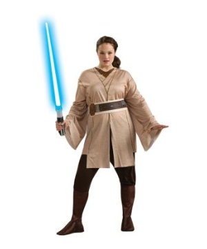 Star Wars Jedi Knight Women plus size Costume