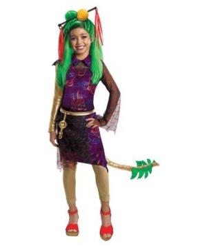 Jinifire Long Monster High Kids Costume