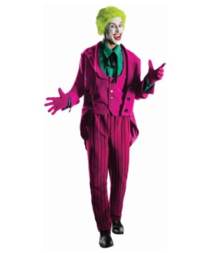 Joker Adult Costume Deluxe
