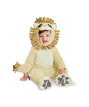 Jungle King Baby Costume
